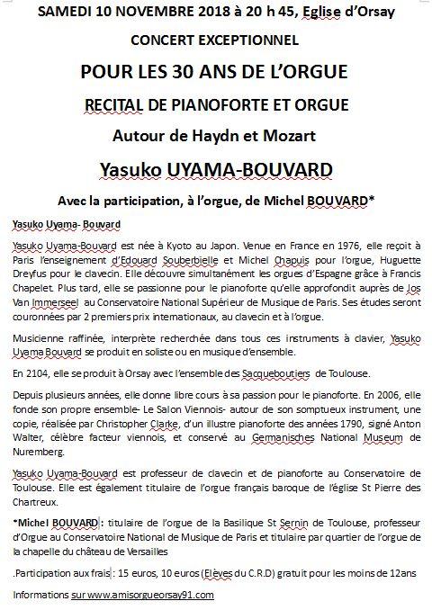 Yasuko uyama bouvard